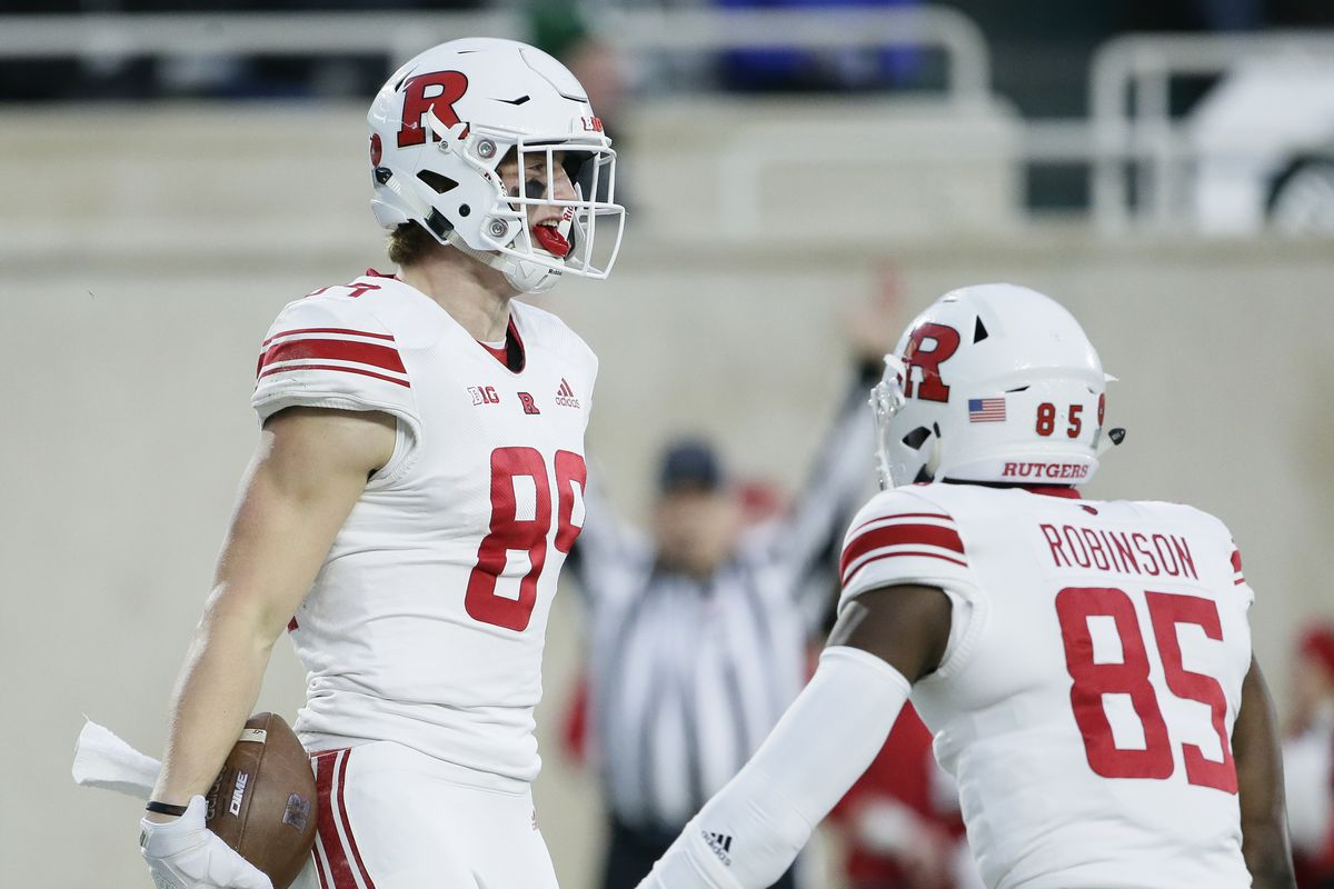Rutgers Football 2019 Wide Receiver Preview On The Banks
