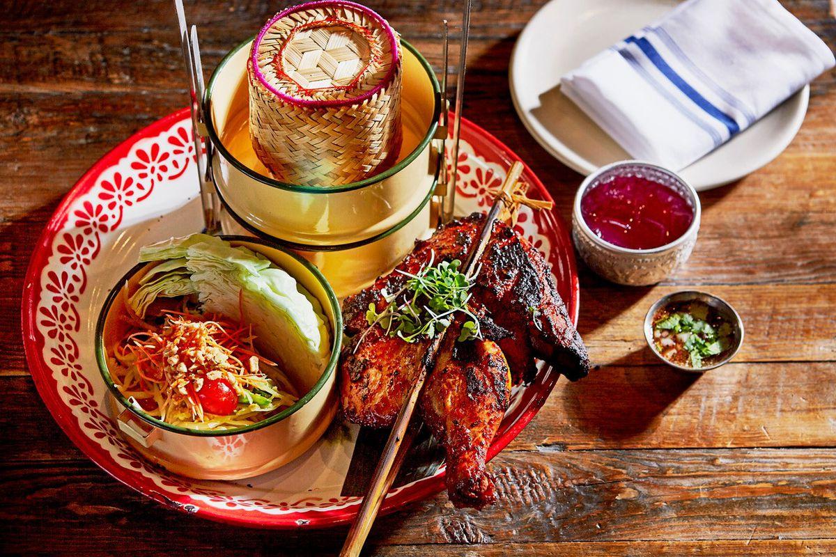 Rice Thai Kitchen Menu New York