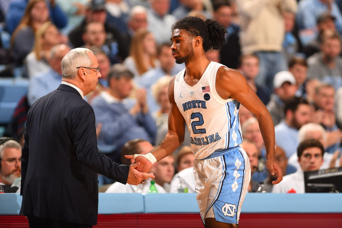 Unc Basketball Vs Notre Dame Player Of The Game Coby