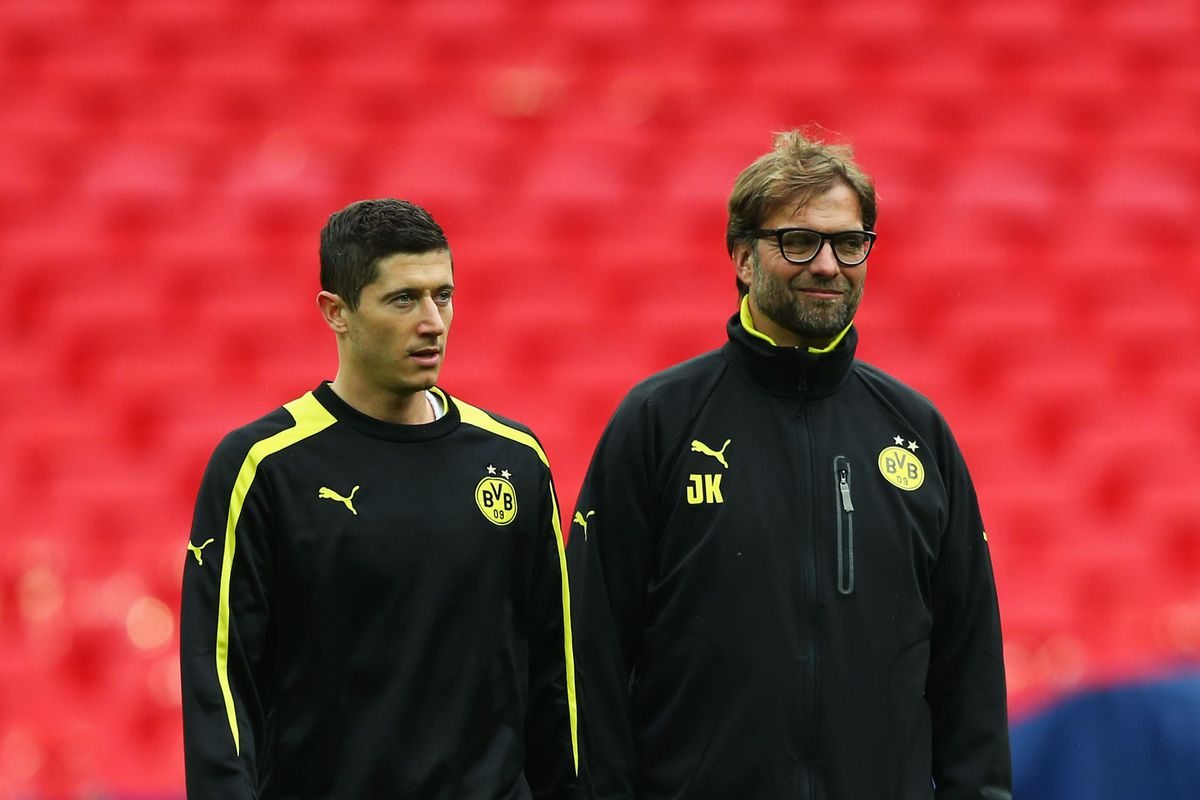 Robert Lewandowski Opens Up About Klopp's Training, And His Improvement -  The Liverpool Offside