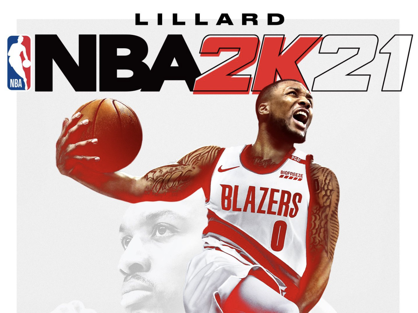 Nba 2k21 Cover Damian Lillard Picked As First Cover Athlete Deseret News