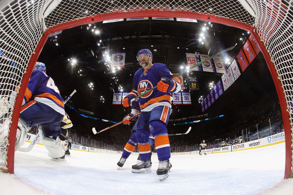 Boston Bruins v New York Islanders - Game Three