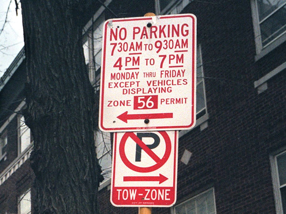 Drivers who get ticketed for illegal parking or other non-moving violations will get a break.