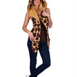 "Giraffe scarf-hat, <a href=""http://www.amazon.com/RG-Costumes-Womens-Georgie-Giraffe/dp/B00JA3CKSS/ref=sr_1_77?s=apparel&ie=UTF8&qid=1413809295&sr=1-77"">$19</a>"
