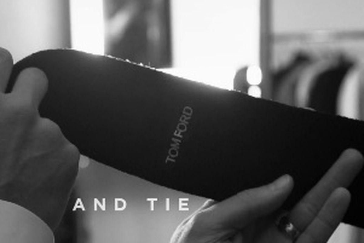 Image via Suit & Tie