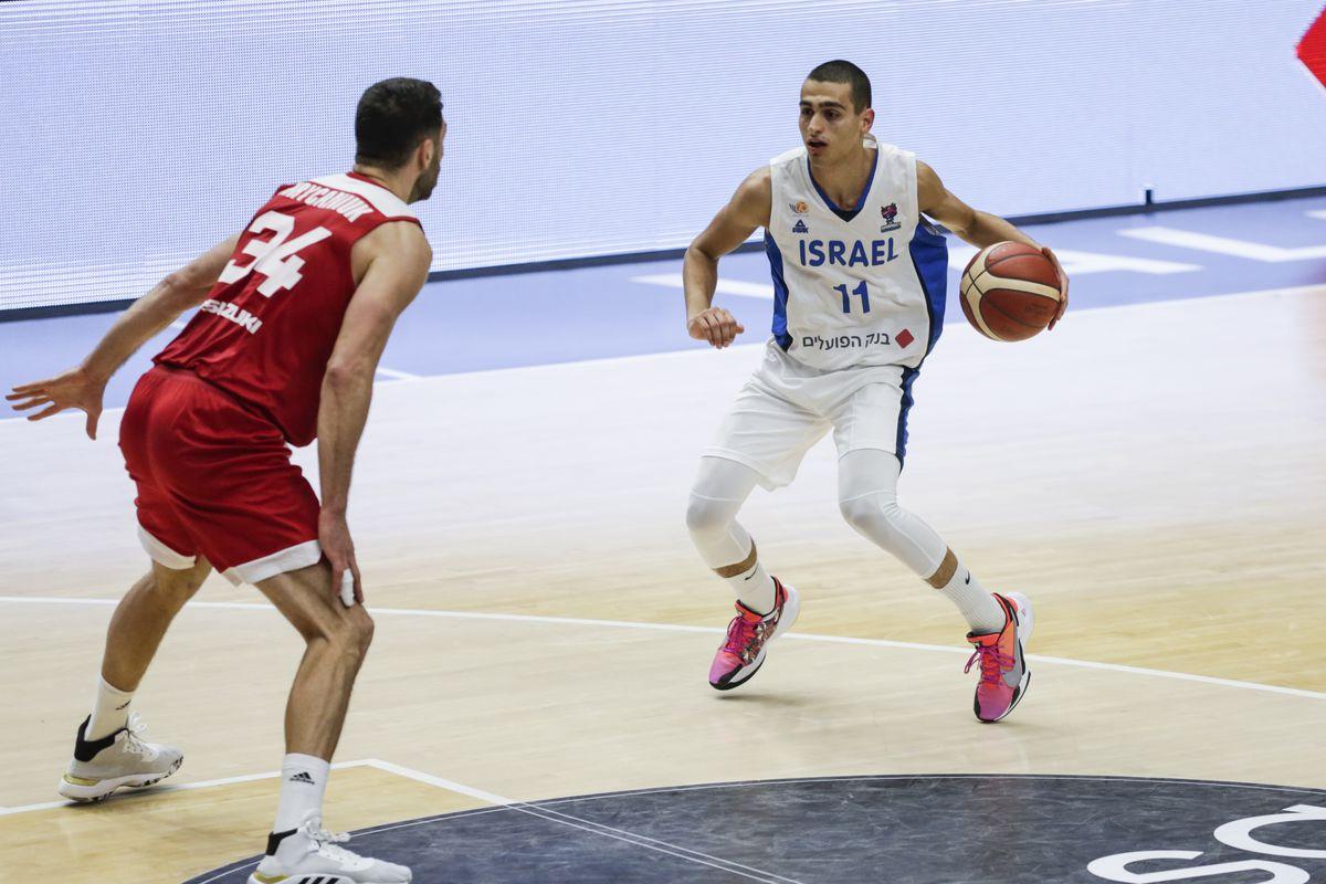 Israel v Poland - FIBA Eurobasket 2022 Qualifiers