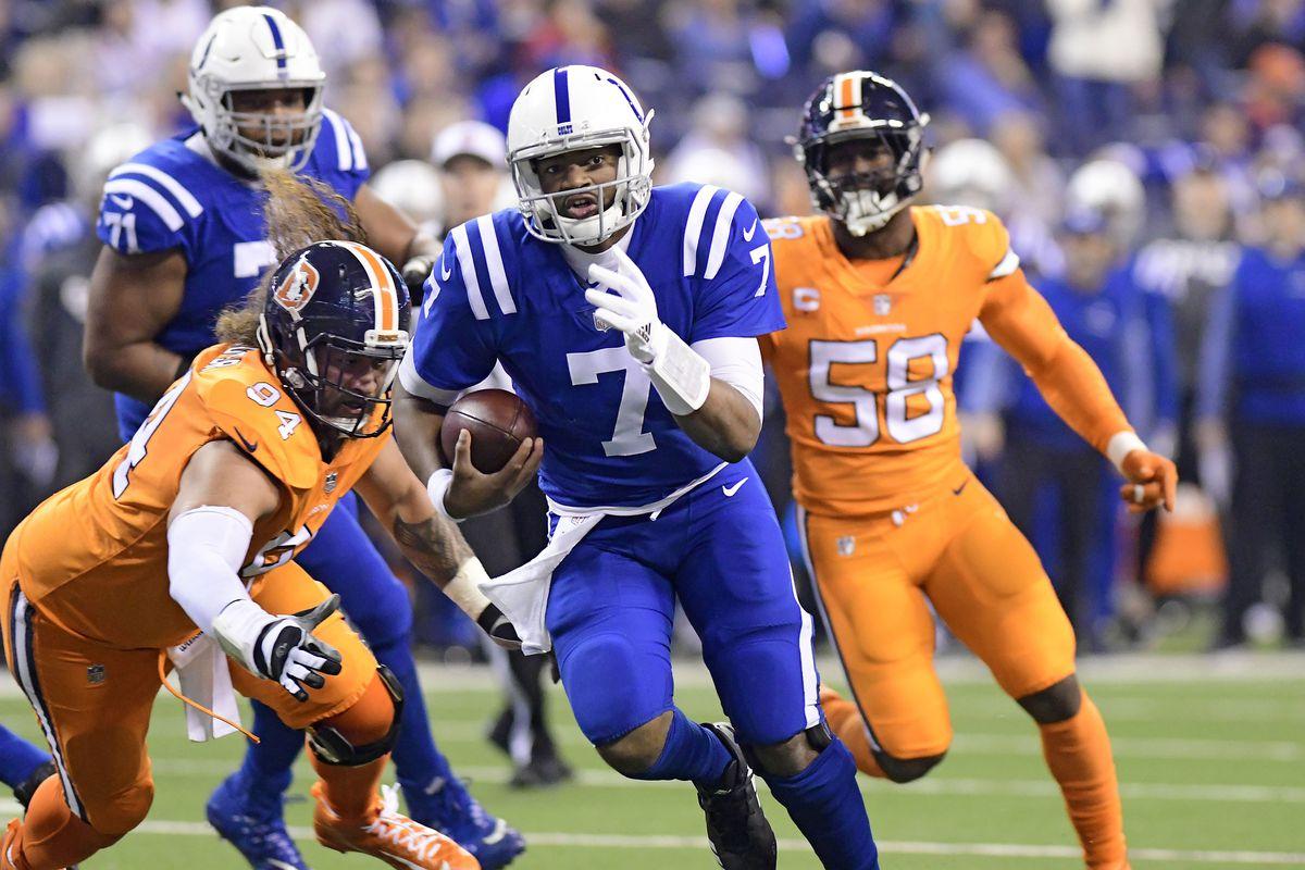 2017 Week 15 Broncos V Colts Second Half Open Thread