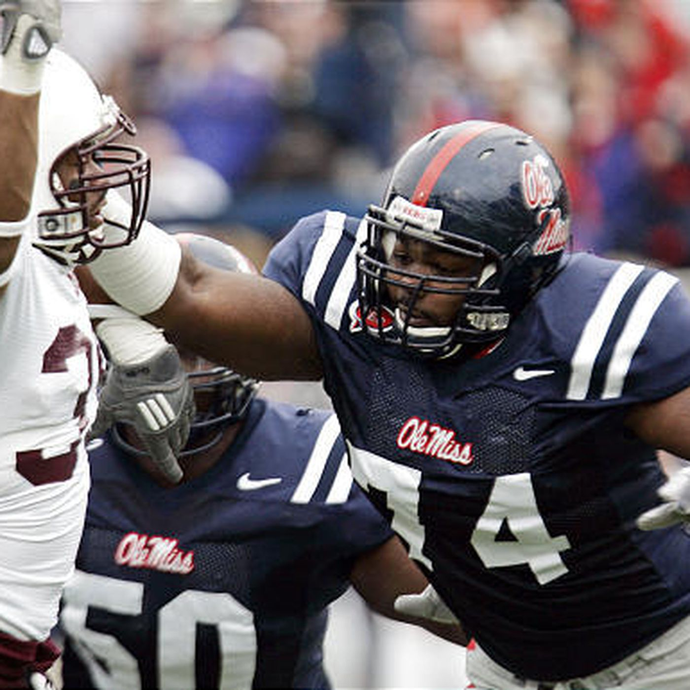 44c2eb14 A tale of 2 linemen: 'Blind Side' subject, another Ole Miss player ...