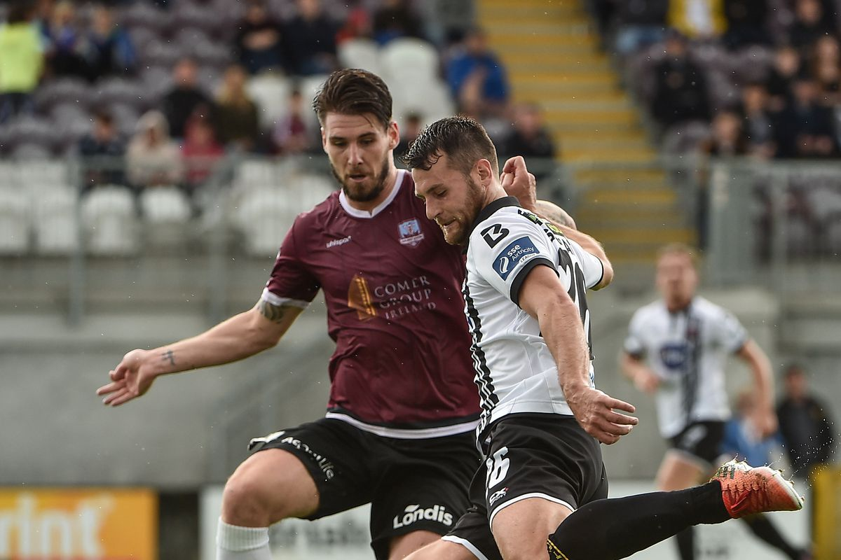 Galway United v Dundalk - EA Sports Cup semi-final