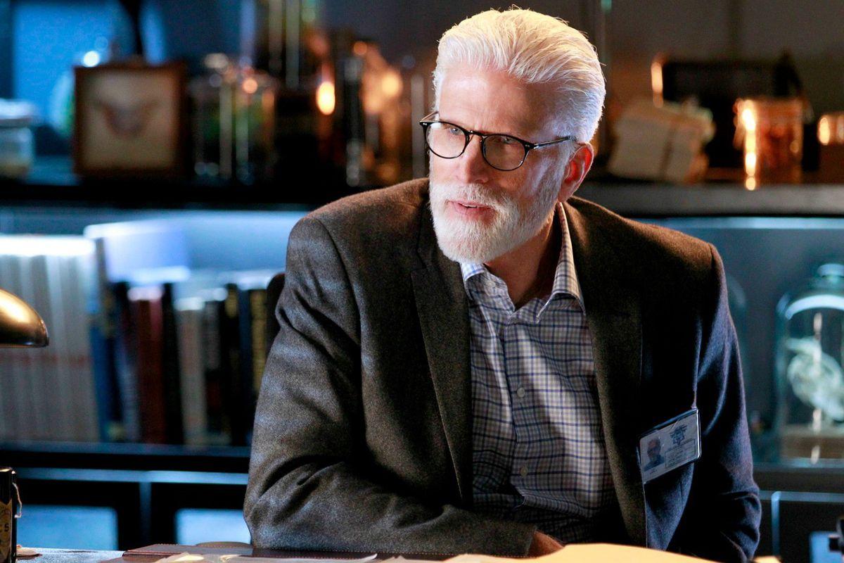 Current CSI star Ted Danson will transition to CSI: Cyber as CBS kicks off the 2015-'16 TV season.