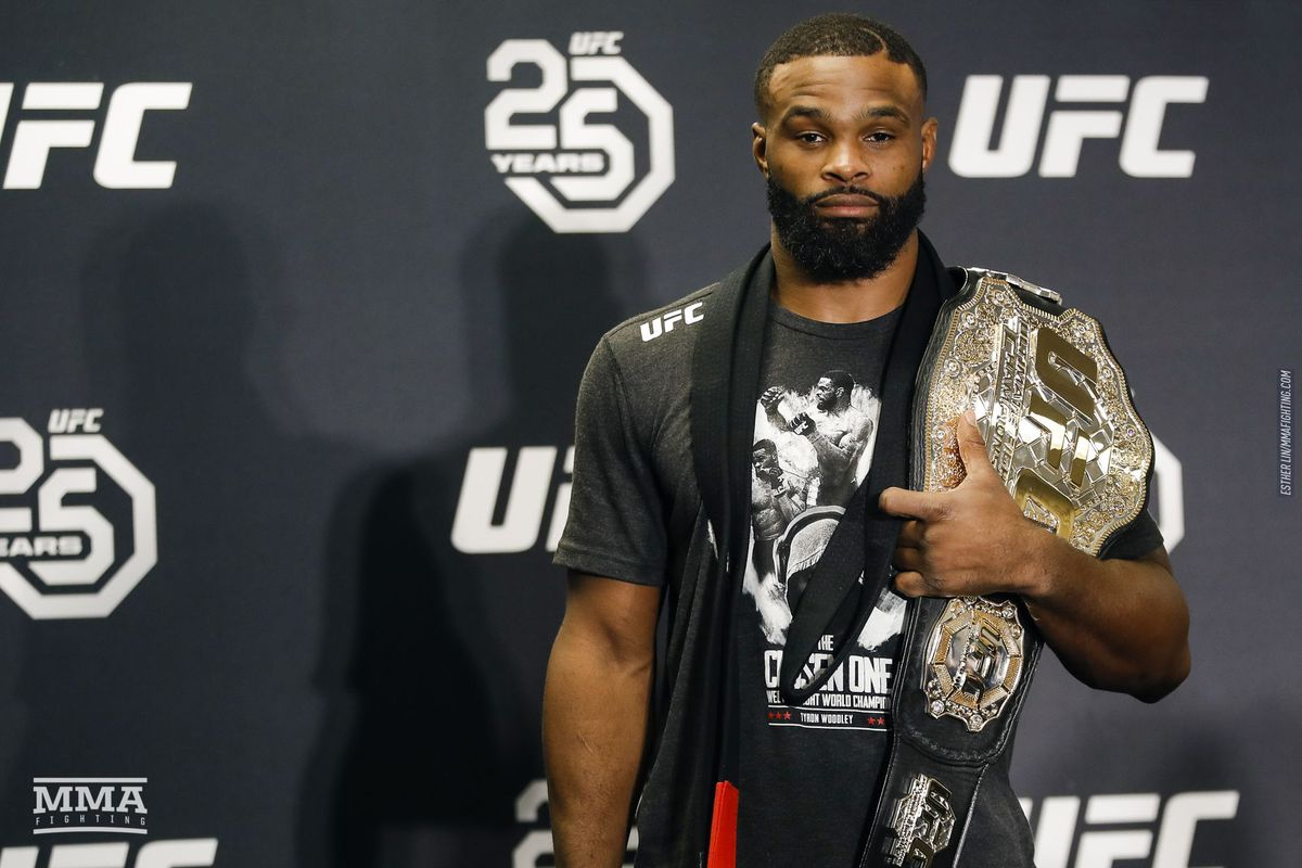 Tyron Woodley to undergo hand surgery, out for 8-12 weeks