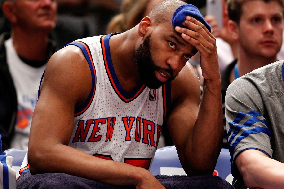 Is NBA eback Effort from Baron Davis Already Falling Short of