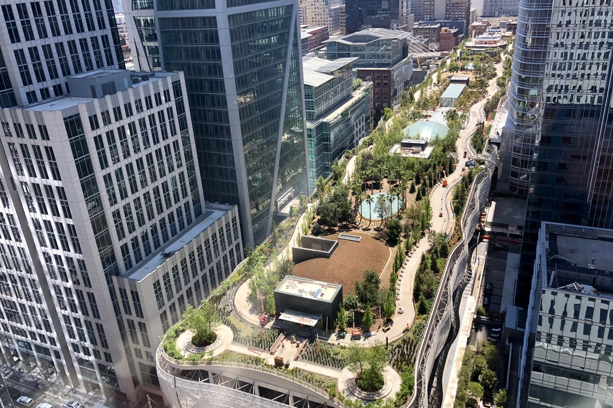 Image result for salesforce transbay terminal