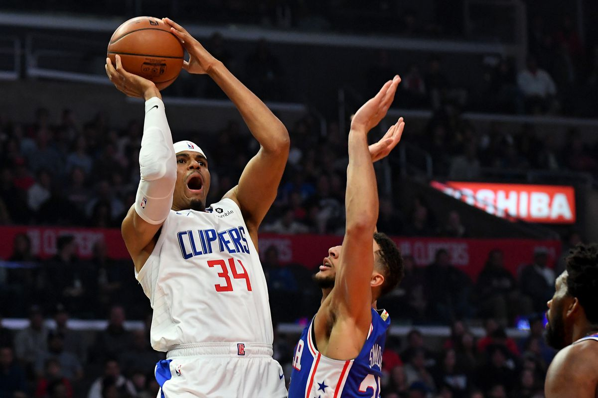 442664a1cfd Sixers trade for Tobias Harris  Philadelphia is going ALL IN ...