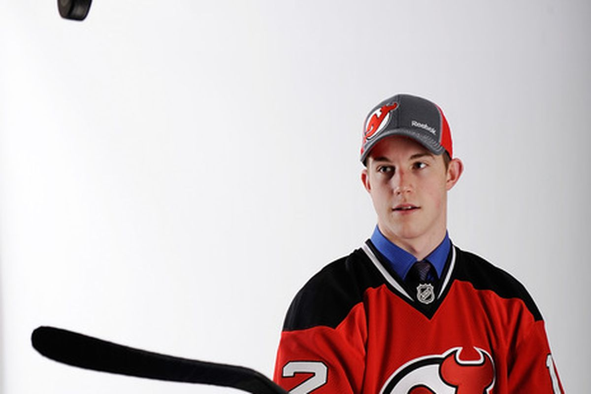 """Damon Severson was named """"Defenseman of the Year"""" for the Kelowna Rockets"""