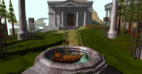 The Myst TV series is dead; long live the Myst TV series