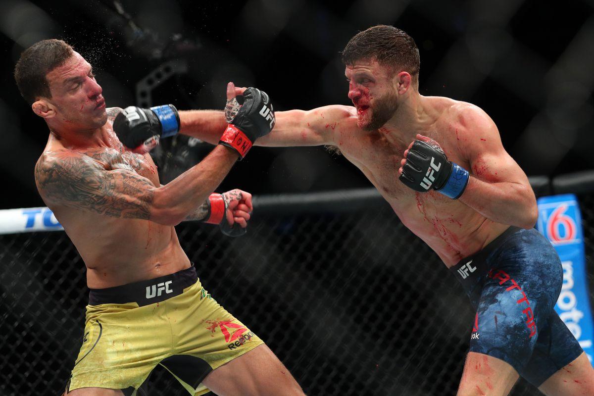 UFC 223: Moicano v Kattar