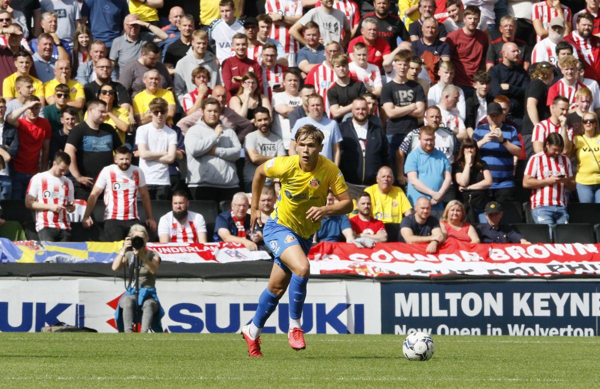 Milton Keynes Dons v Sunderland - Sky Bet League One