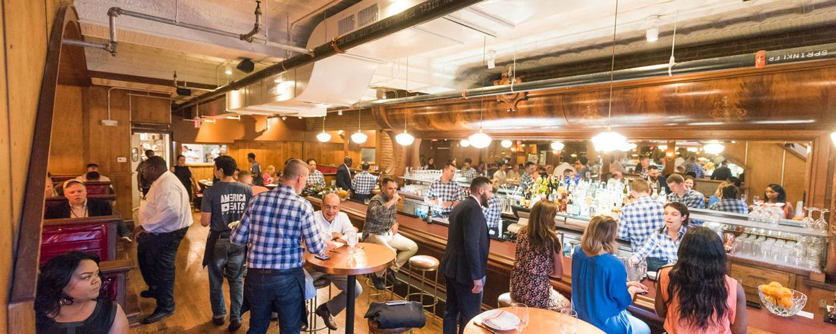 Jose Andres Newest America Eats Tavern Arrives Just In Time