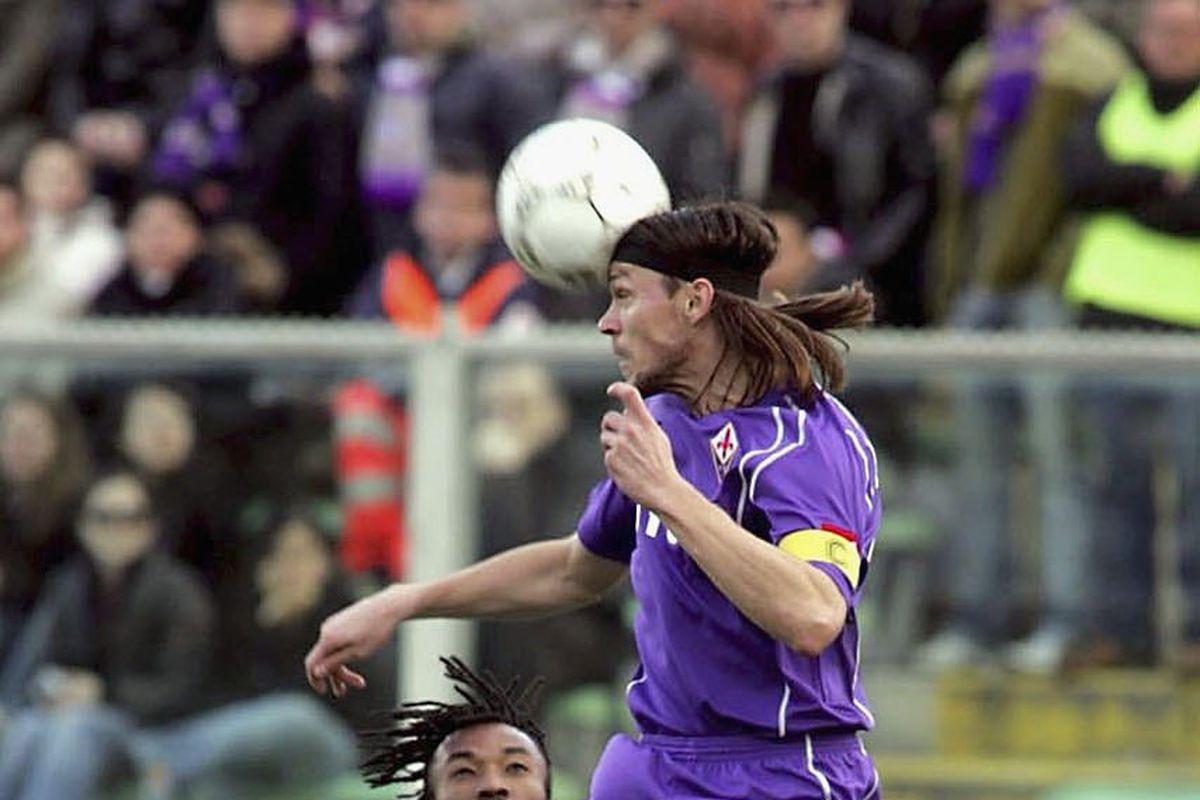 Seria A: Fiorentina v Lazio