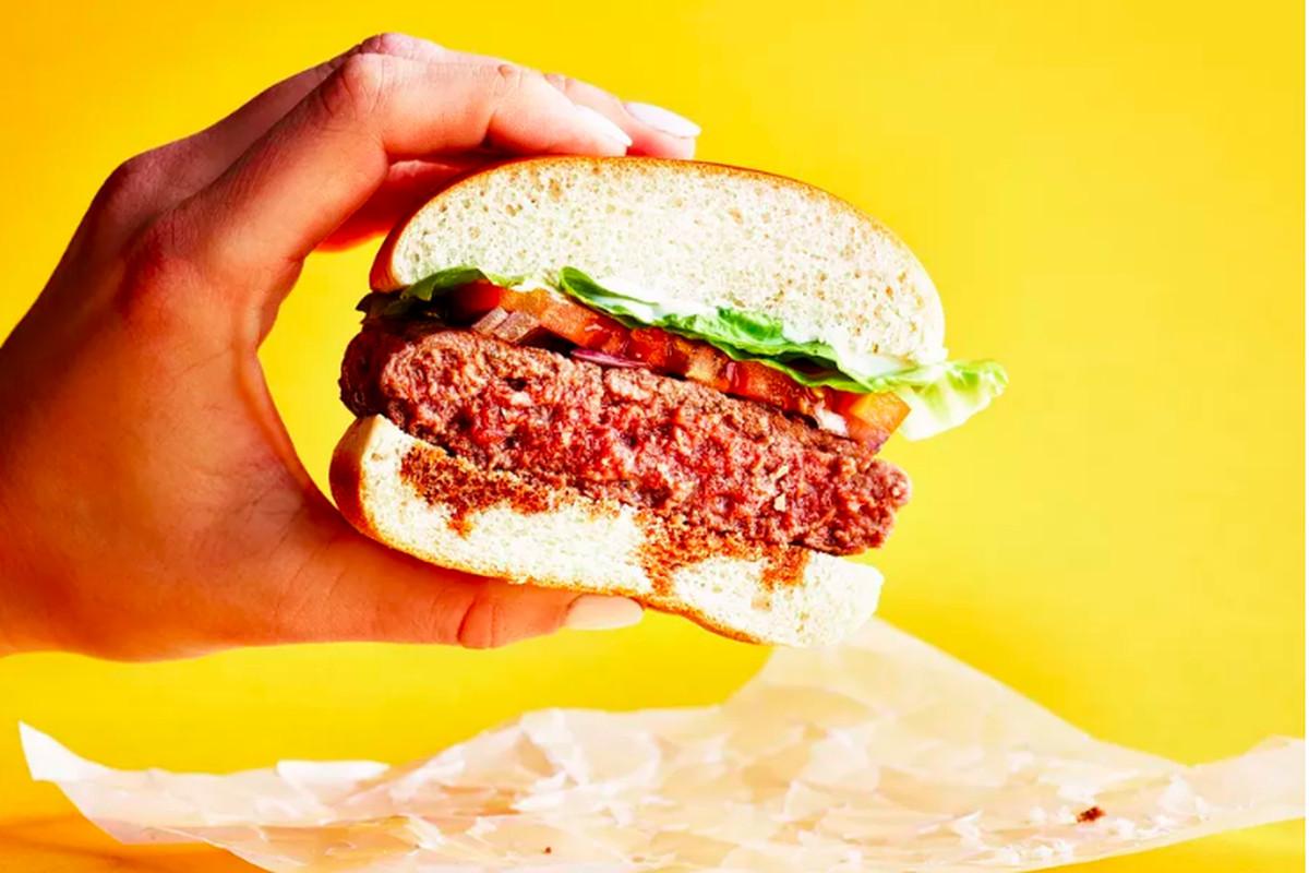 Byron classic flex burger