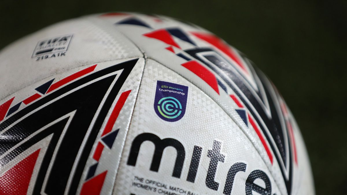 London Bees v Brighton and Hove Albion Women - FA Women's Continental League Cup