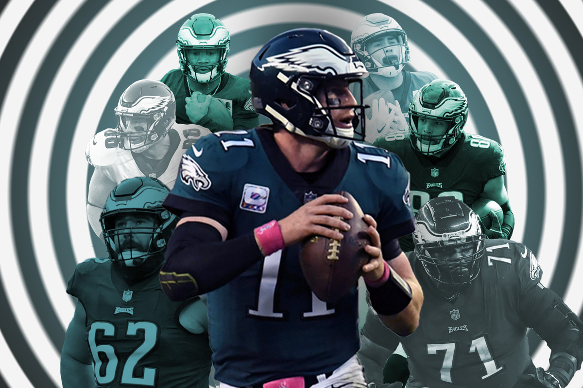 02ba28d7 Just how good can this 2019 Eagles offense be? - Bleeding Green Nation