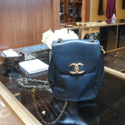 Small caviar backpack, $1,300