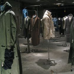 Coats in every length.