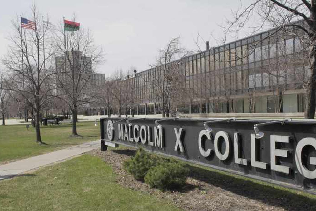 Unidentified cadavers found at Malcolm X College buried 'with