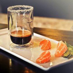 Barista Wes Johansen, Signature Espresso Drink ~ Cafe Demitasse by R.E. ~