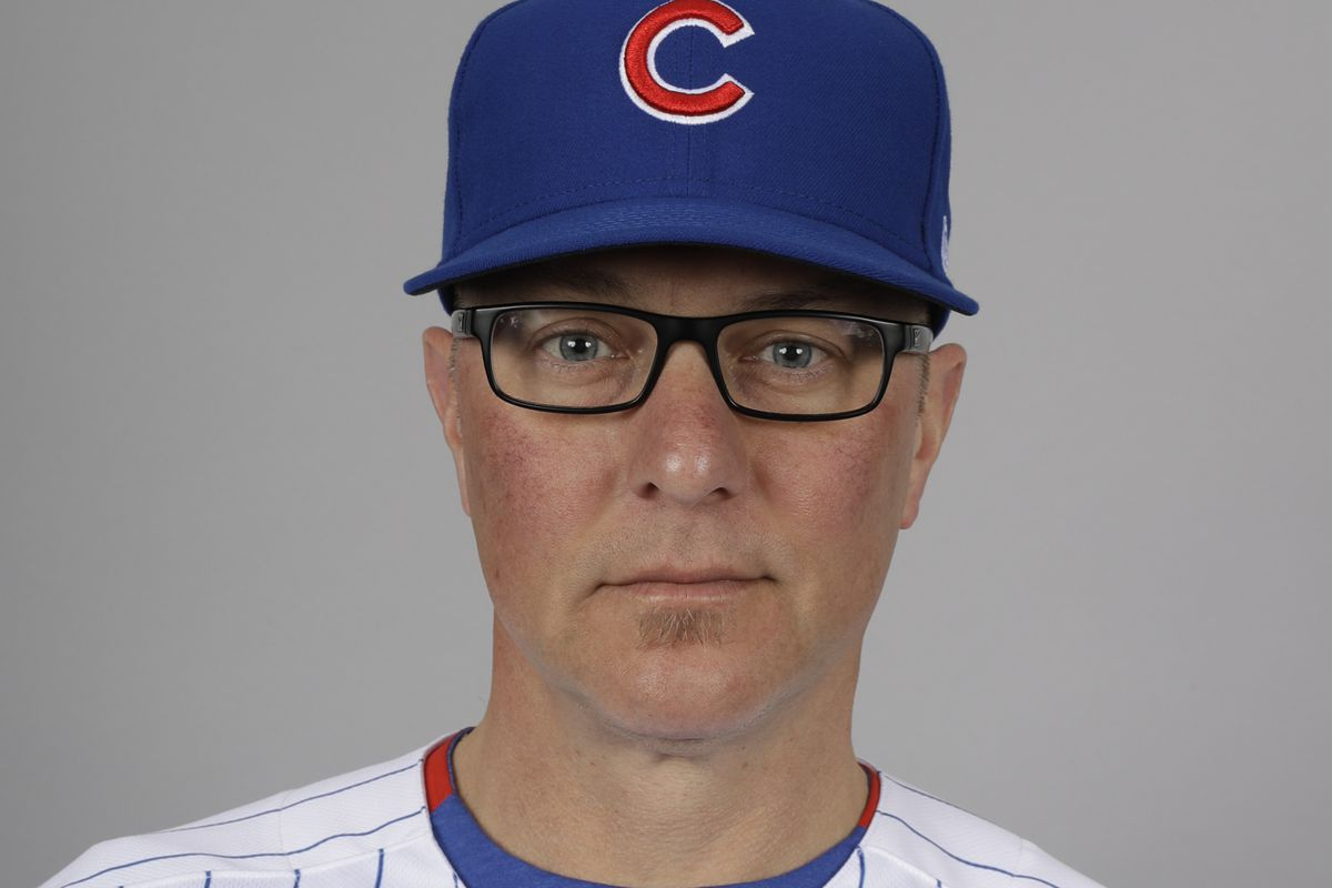 Anthony Iapoce will not return to his role as Cubs' hitting coach in 2022.