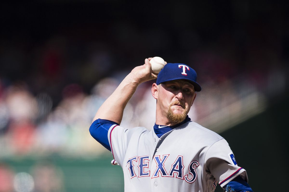 Scherzer gets to 2000 Ks, but Rangers beat Nationals 5-1