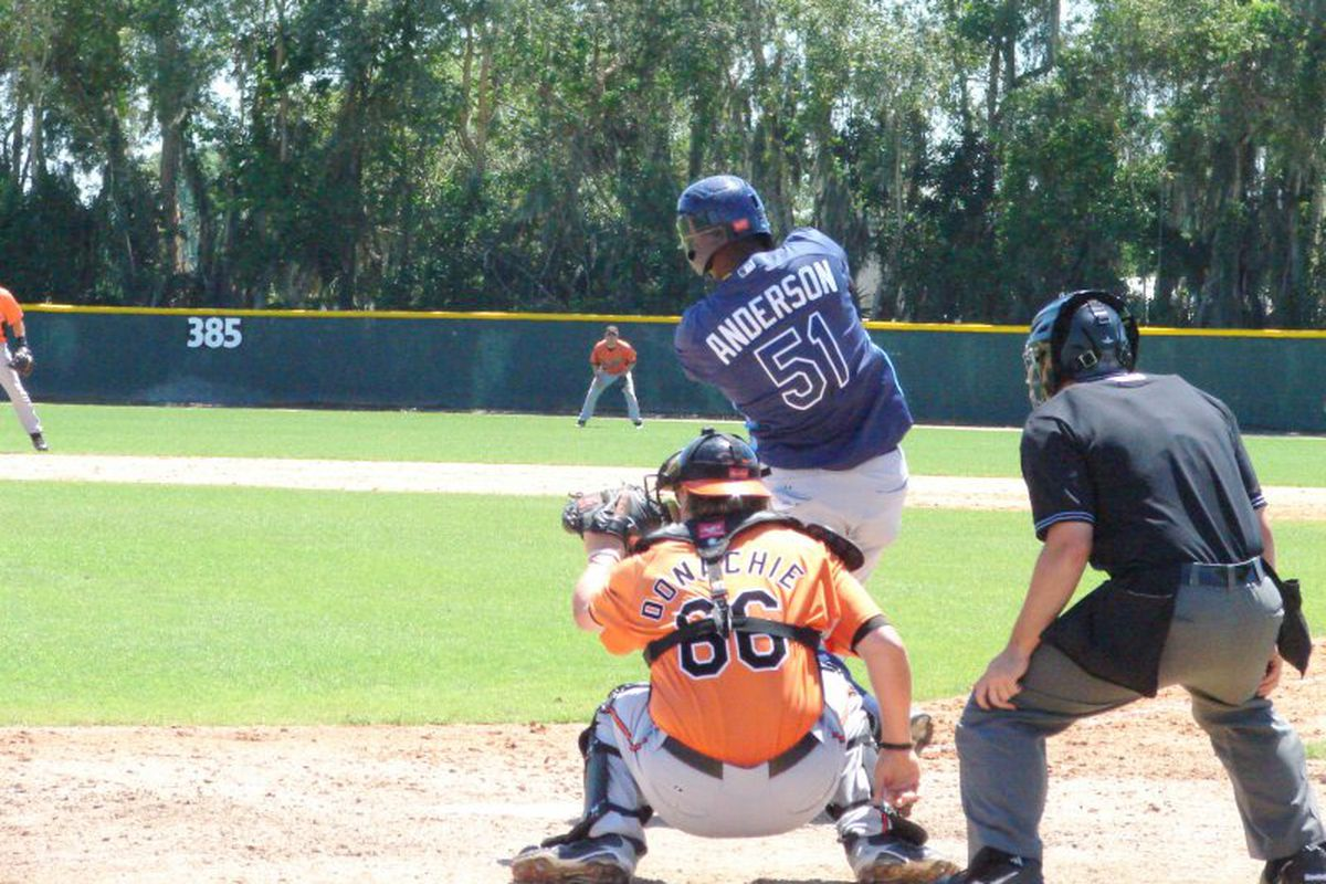 Durham had a second consecutive game with a hitter smacking two home runs