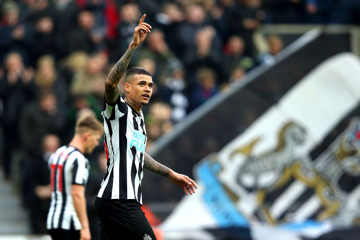 Kenedy - Newcastle United - Premier League