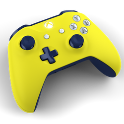 Michigan Wolverines - Xbox One Controller