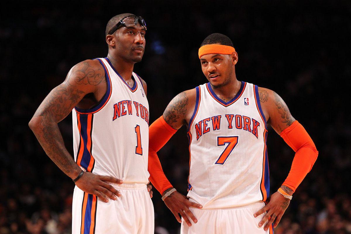 d9f975896dc2 New York Knicks 2012-13 preseason  Veteran Knicks prepare for season ...