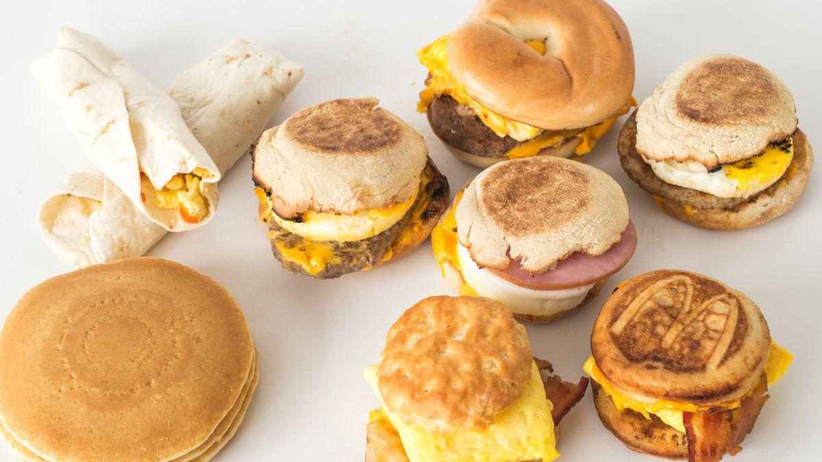 What Is One Food Item On Mcdonalds Menu