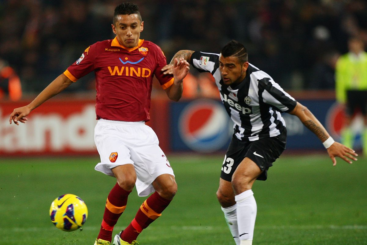 Looks like Marquinhos is about to exit AS Roma - We Ain't Got No History