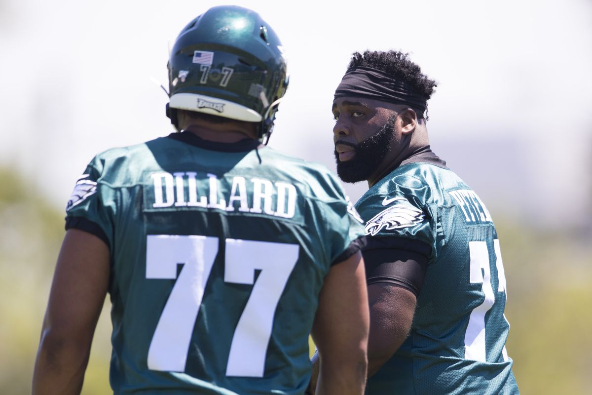 Eagles News: Jason Peters is more than willing to mentor his
