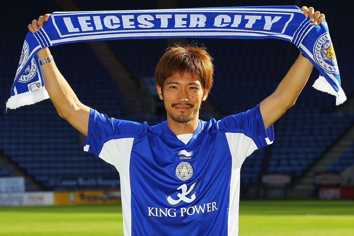 Yuki Abe Presentation At Leicester City