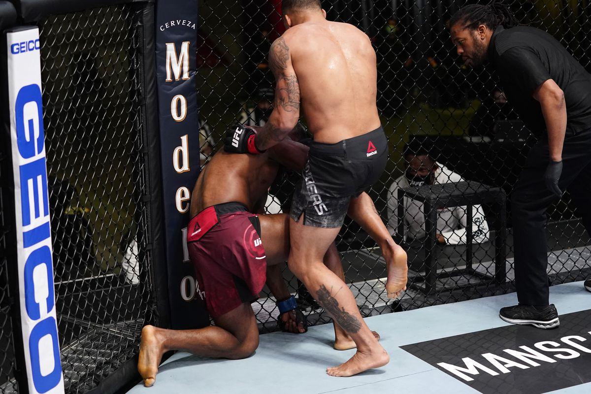 UFC Fight Night: Anders v Stewart