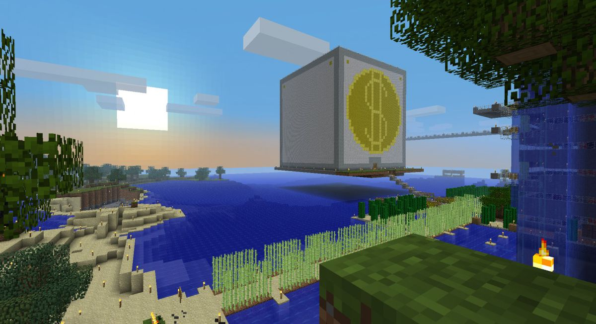 Minecraft money vault