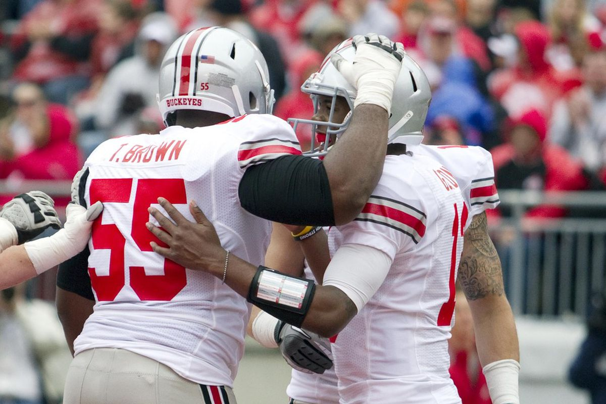 Tommy Brown will play for the Akron Zips after deciding to transfer from Ohio State.