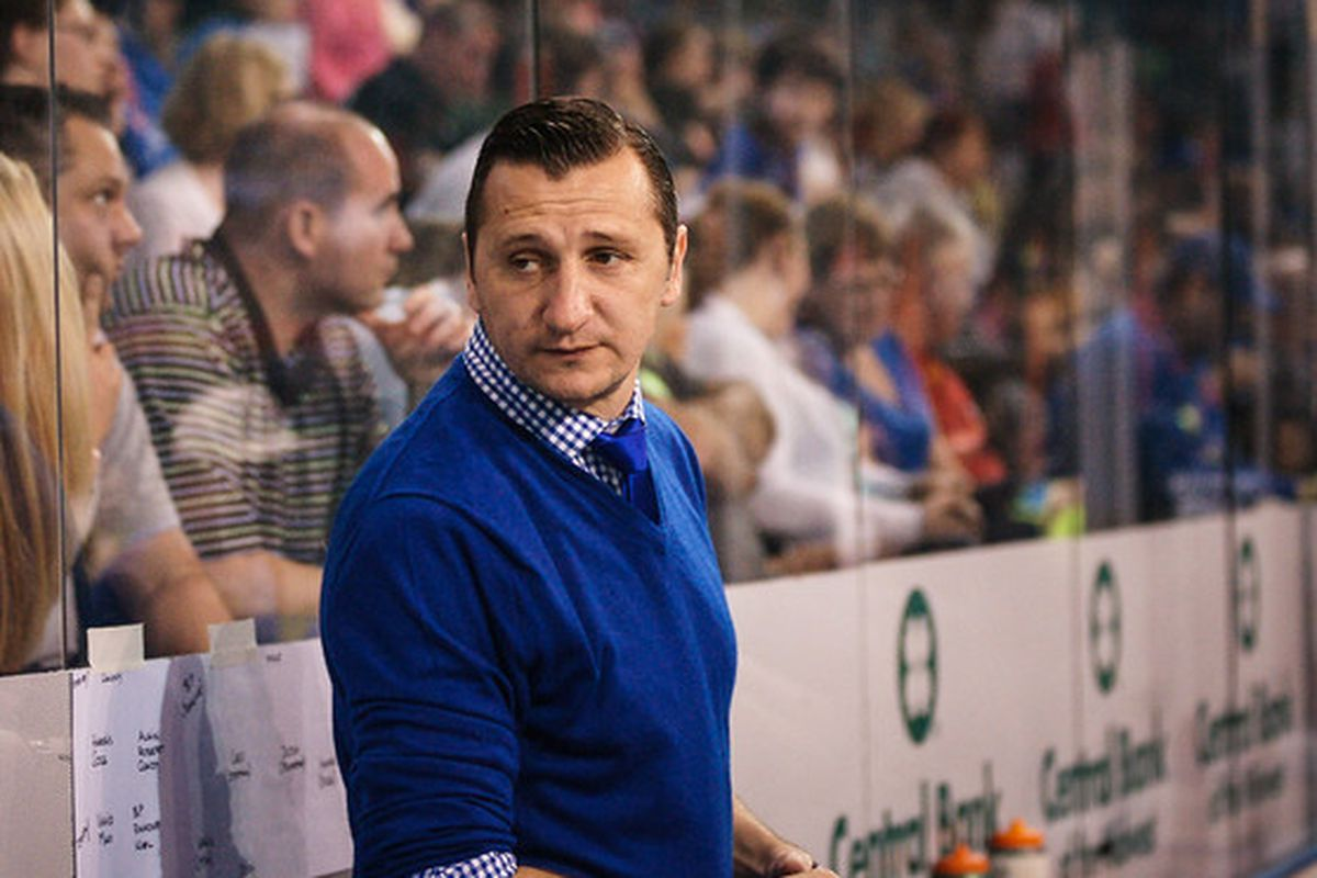 Vlatko Andonovski's Comets fall in Game One of the MASL Eastern Conference Championships