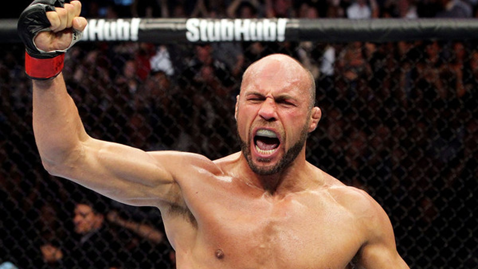 The 25 Greatest Wrestlers in UFC History