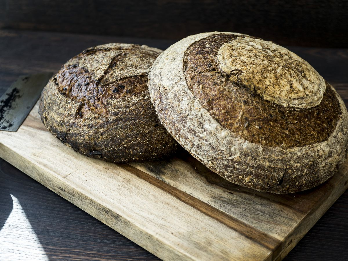 Bread from The Brewer's Table