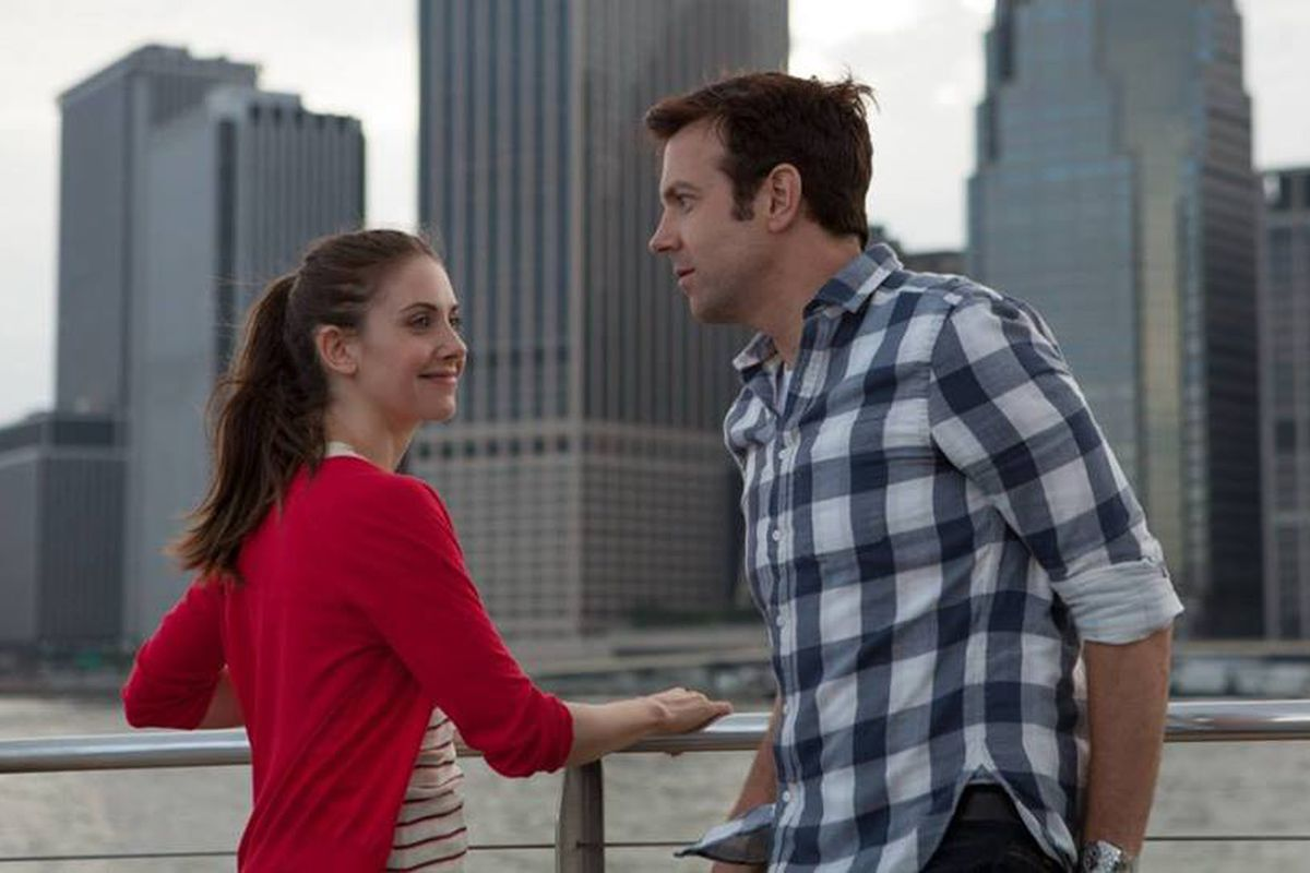 Alison Brie and Jason Sudeikis are just trying to figure it out in Sleeping With Other People.