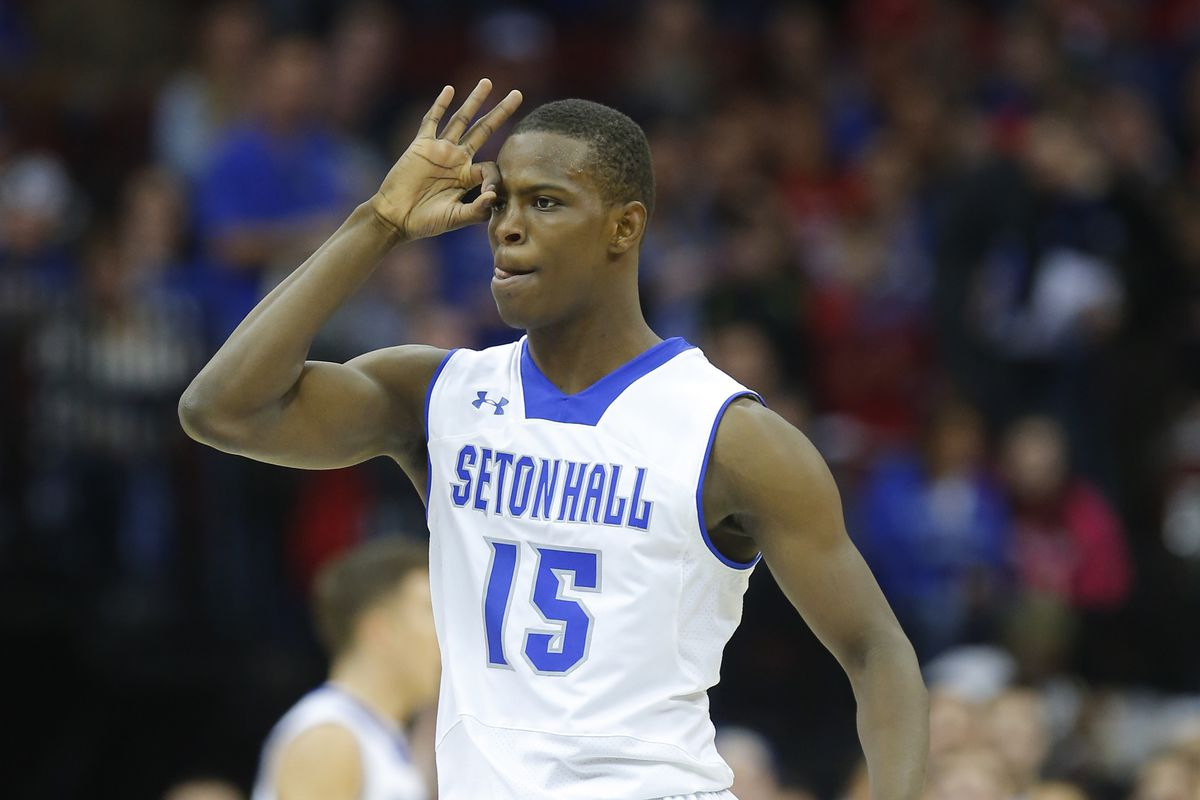 Isaiah Whitehead was outstanding (25 pts (4-5 3pt), 5 asts, 4 rebs, 3 stls, 0 TOs) for Seton Hall.