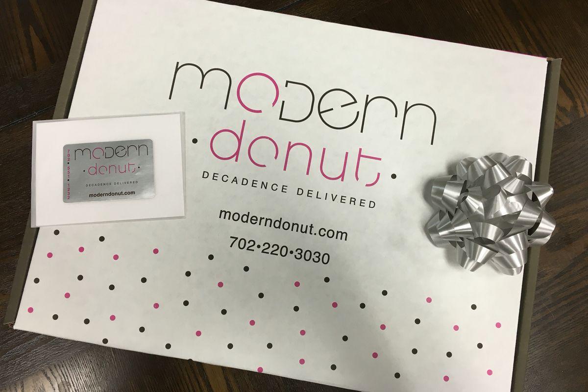 Modern Donut